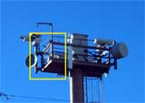 Video Surveillance towers with MeshDynamics